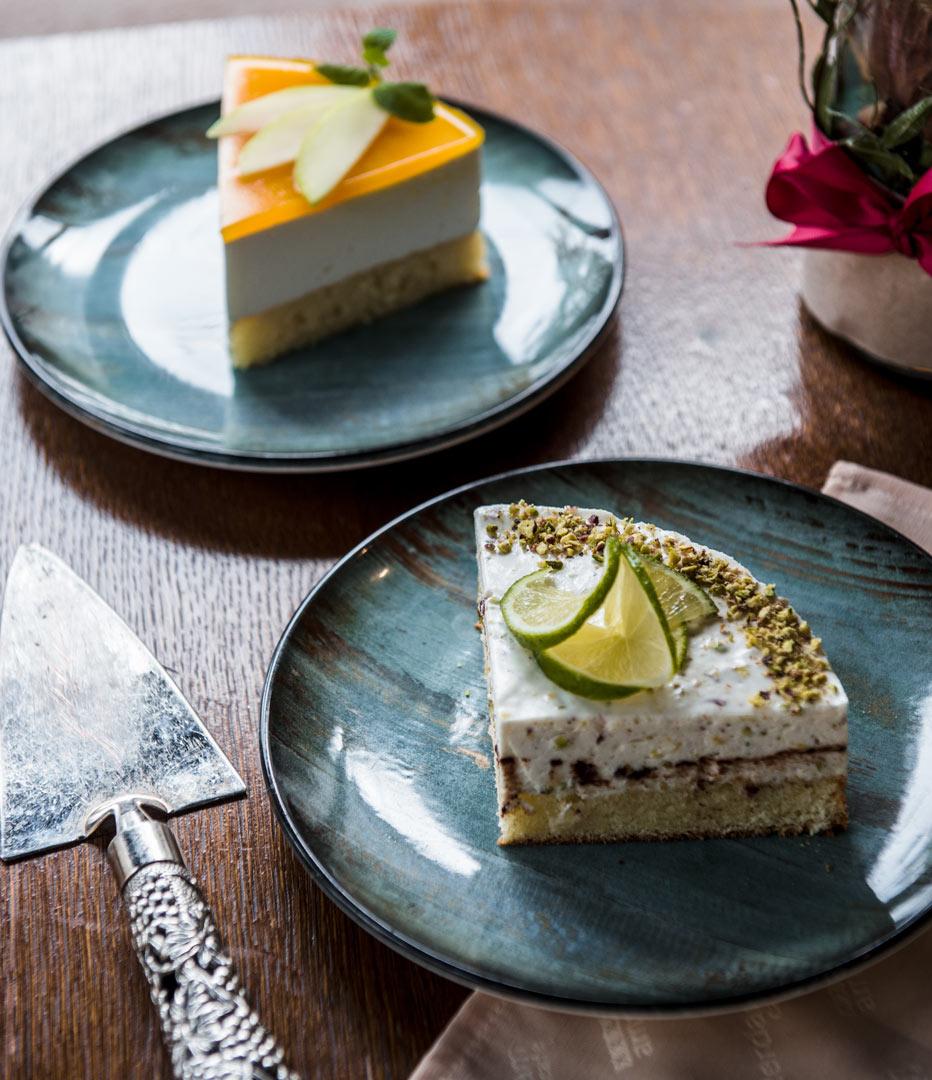 Десерты в Амстердаме
