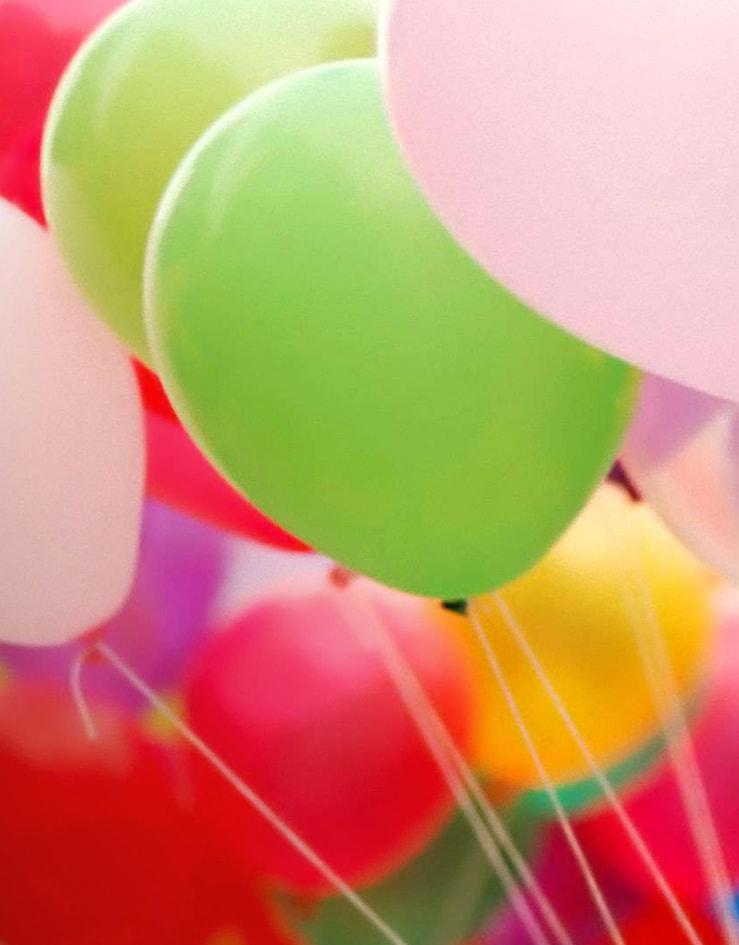 день рождения буфет