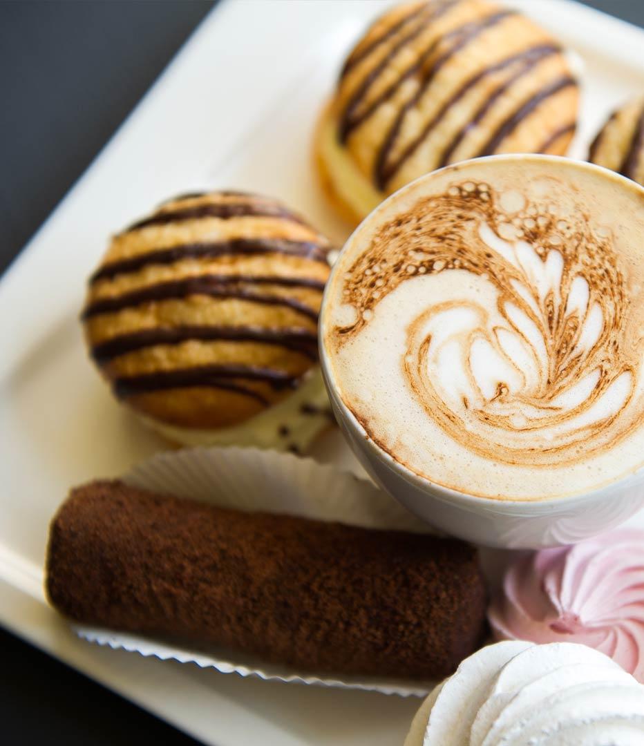 завтраки кофе щепкин